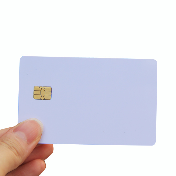 Blank Contact Smart Card