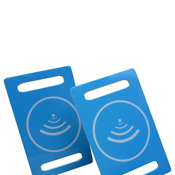 125KHZ LF Die Cut RFID Smart Card