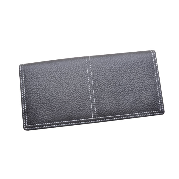US Best selling OEM logo genuine leather RFID blocking wallet